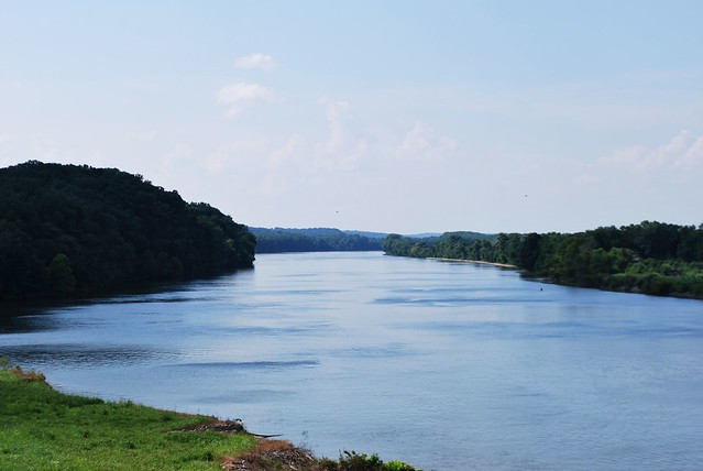 cumberland river from fort donelson