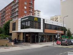 McDonald's Châtillon 87 Rue de Paris (France)