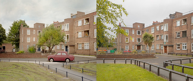 mapledene estate 2003-2013