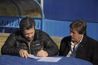 Acuerdo con Sportivo Italiano