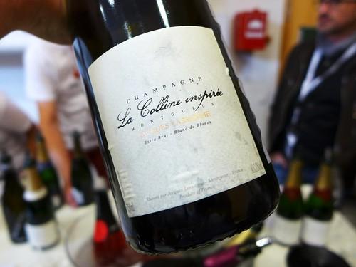 Champagne Jacques Lassaigne La Colline Inspirée