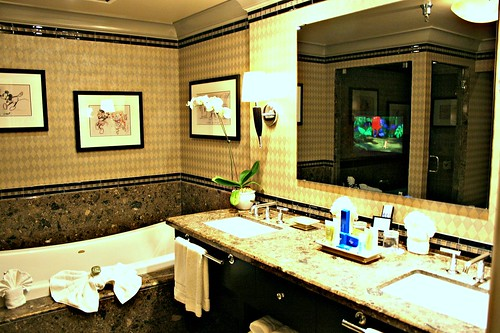 Mickey Penthouse master bath