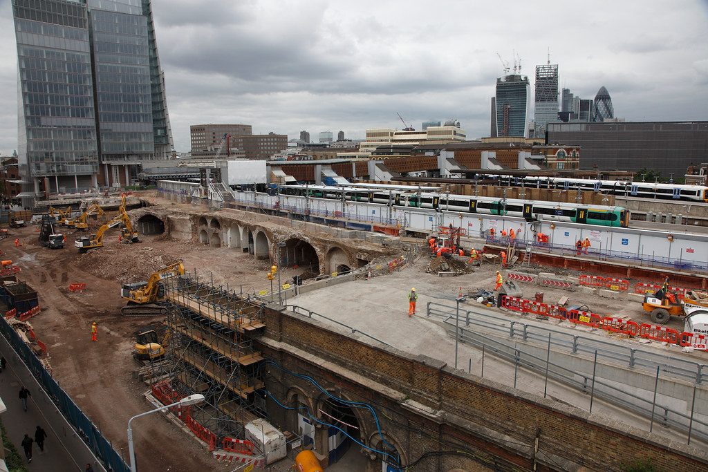 KELTRBAY COMPLETES COMPLEX PHASE I AT LONDON BRIDGE EARLY