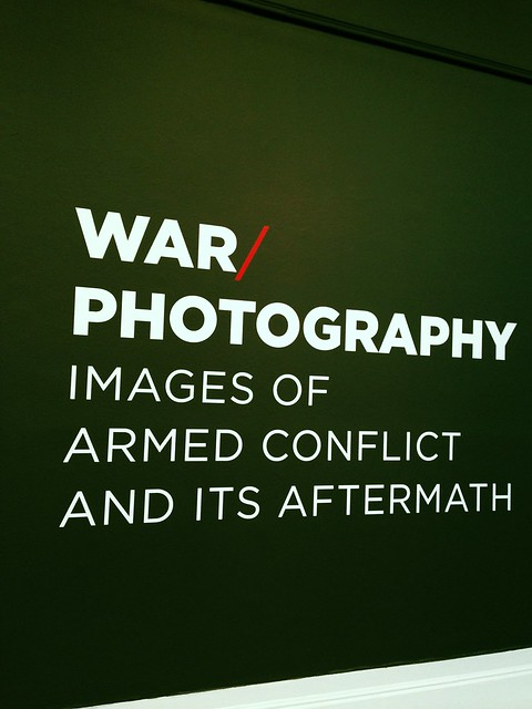 Corcoran war photography