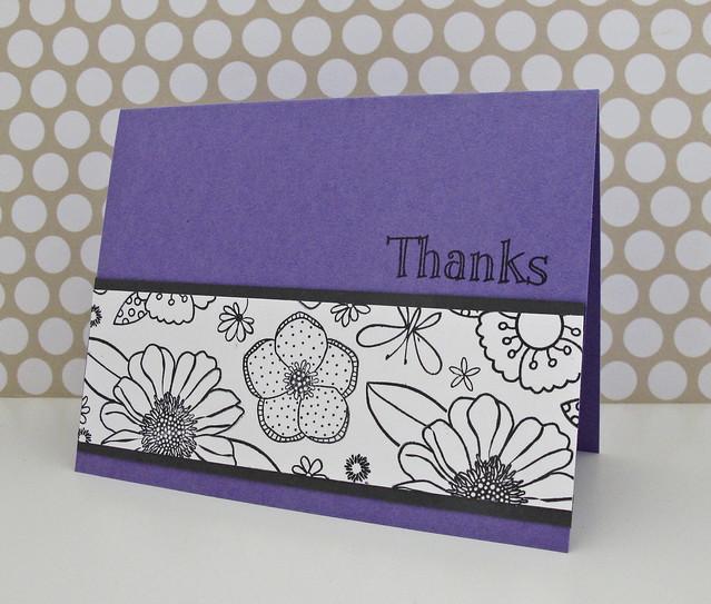 Thanks-Purple