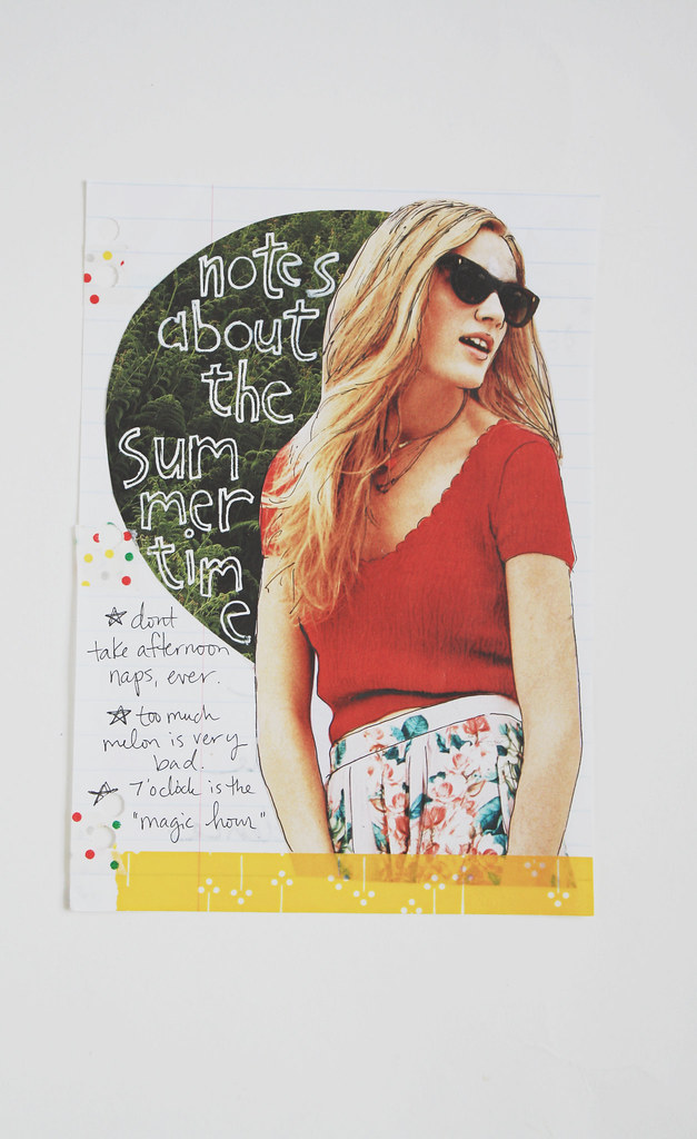 Summer Notes
