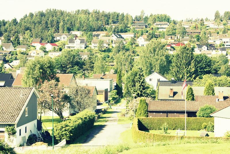 Falkum hverfið