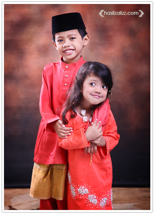 9548114760 edd40cc239 b Gambar Hari Raya 2013 Uwais & Sara