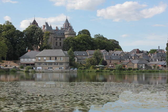 Combourg (Hometown of Chateaubriand)
