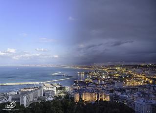 Alger By Day/night