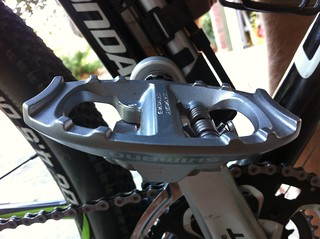 Studding Shimano PD-A530 Pedals