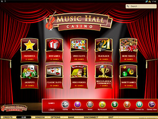 Music hall casino no deposit bonus harrahs hotel casino south lake tahoe