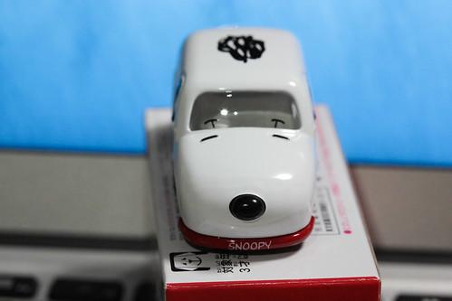 トミカ 153 スヌーピー SNOOPY