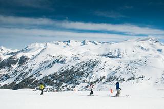 Cerler es la estación de esquí más próxima a Benasque.