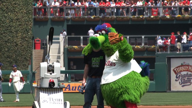 hugging phanatic