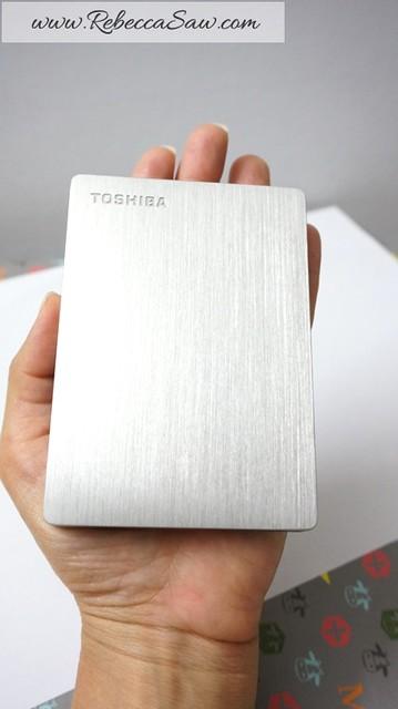 Toshiba HDD - Canvio Slim II-003