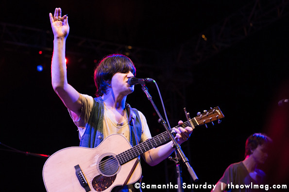 Conor Oberst @ Way Over Yonder, Santa Monica, CA 10/6/13
