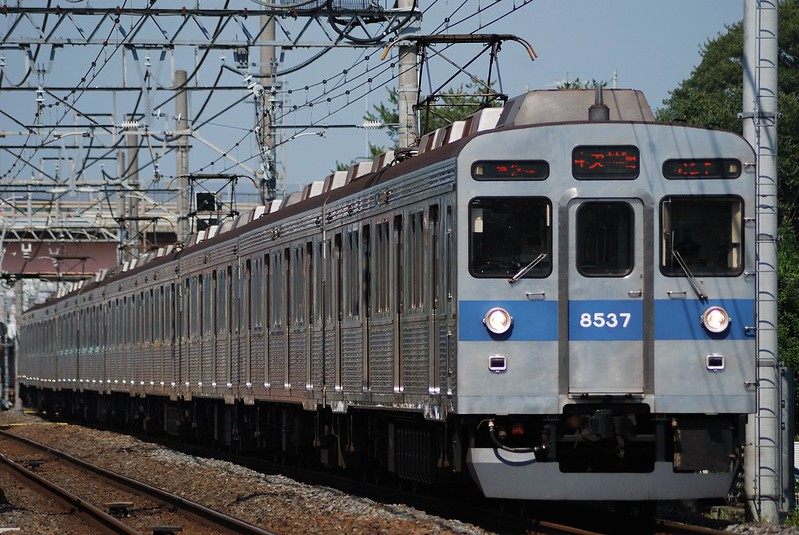 Tokyu  Series 8500