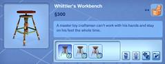Whittler's Workbench