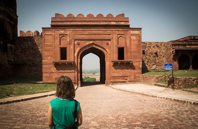 Agra and Fatehpur Sikri-25