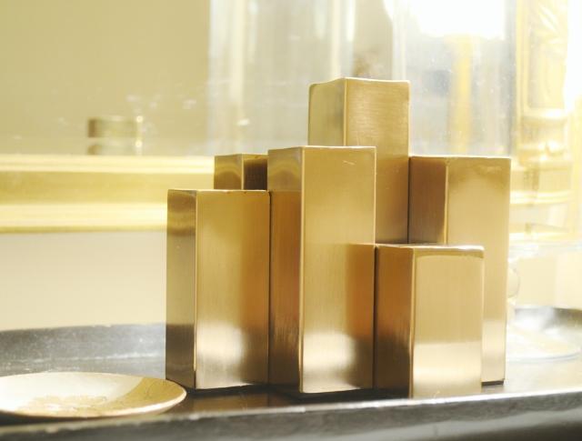 target geometric candlestand