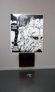 Exposición Arte, Dos Puntos - CaixaForum / MACBA - Barcelona