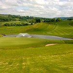 2010 course @ Celtic Manor - Wales - Golf