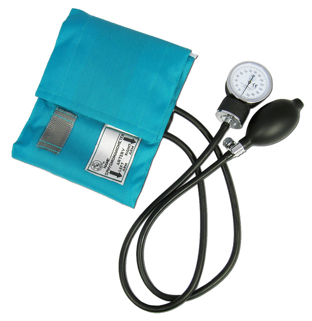 Blood Pressure Monitor from Flickr via Wylio