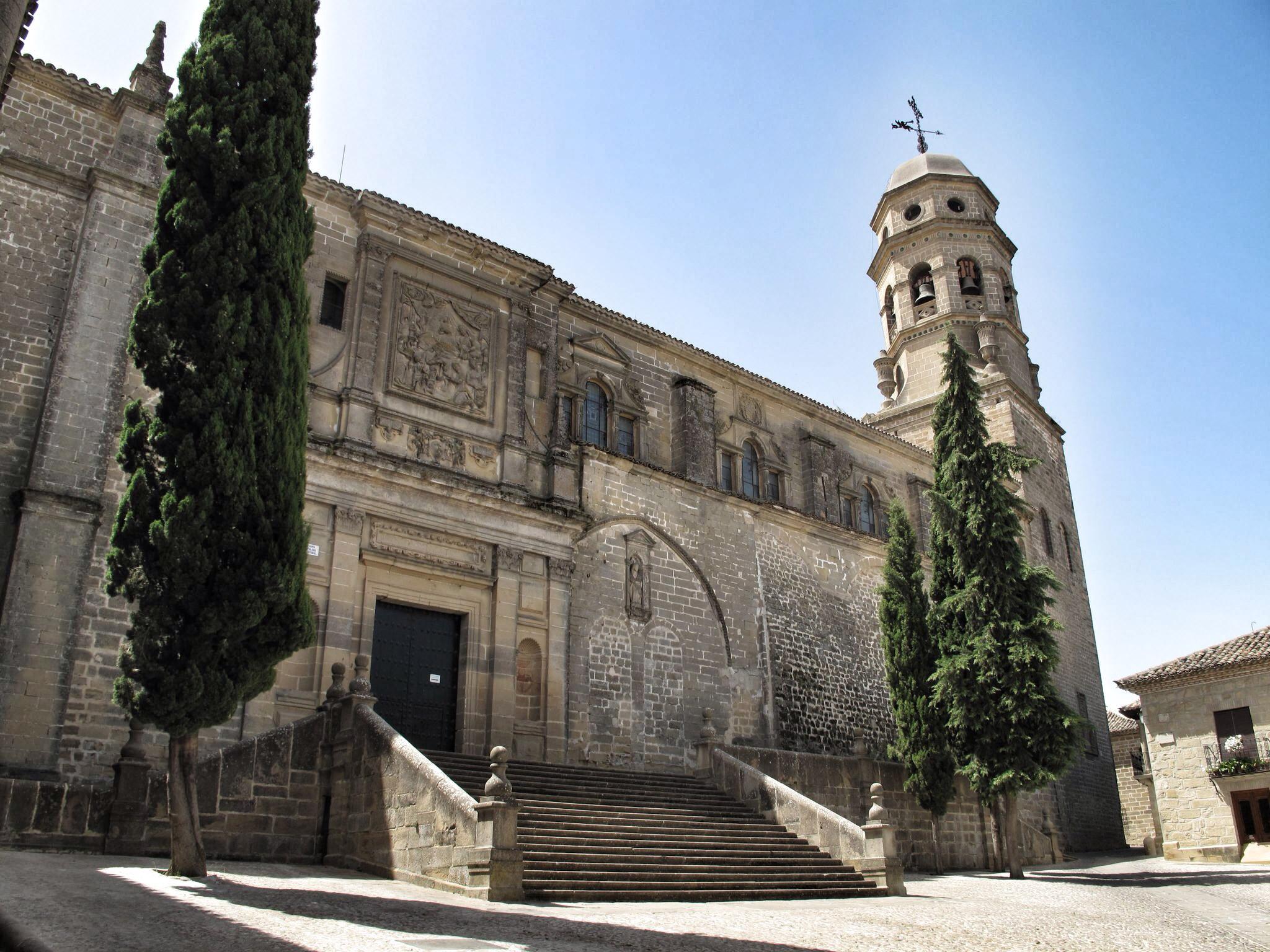 Torre de la Catedral de la Natividad de Nuestra Señora _baeza_jaén