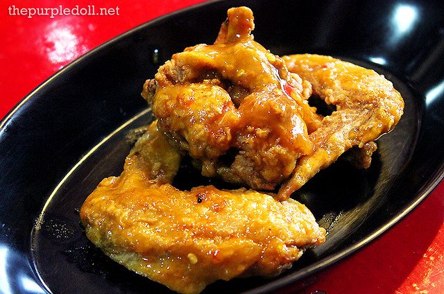 Spicy Mango Chicken (P150 for 5-6pcs)