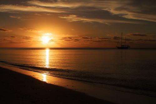 Haʻapai Islands Sunset