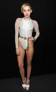 Miley Cyrus - 2013 MTV EMA - 11/10/13