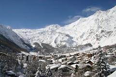 Saas-Fee: ledovcový drahokam