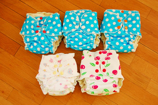 Darling Diapers Fitteds