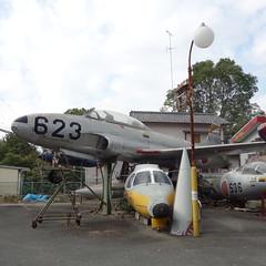 浜松市の喫茶店「飛行場」に到着。