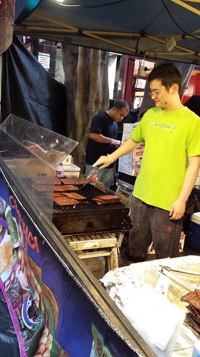 Chinatown Night Market: Grilled Beef Jerky