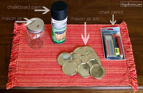 Mason Jar Lids Supplies