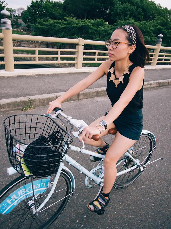大阪漫遊 【單車地圖】<br>大阪旅遊單車遊記 大阪旅遊單車遊記 11003388104 1e3ecc8e5c c