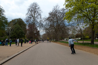 Serpentine Road, Hyde Park