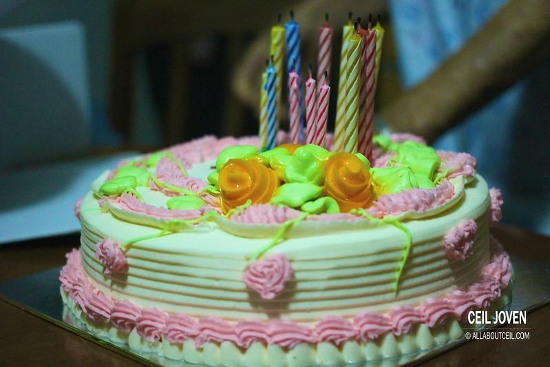 All About Ceil Grandmas Birthday Cake