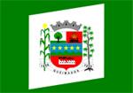 Bandeira da cidade de Queimados - RJ