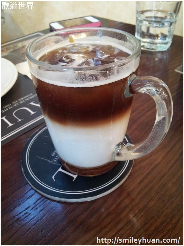 焦糖布蕾牛奶咖啡