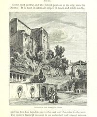"""British Library digitised image from page 177 of """"Italy from the Alps to Mount Etna ... With ... illustrations"""""""