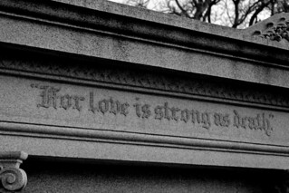 Fairmount Cemetery - For Love