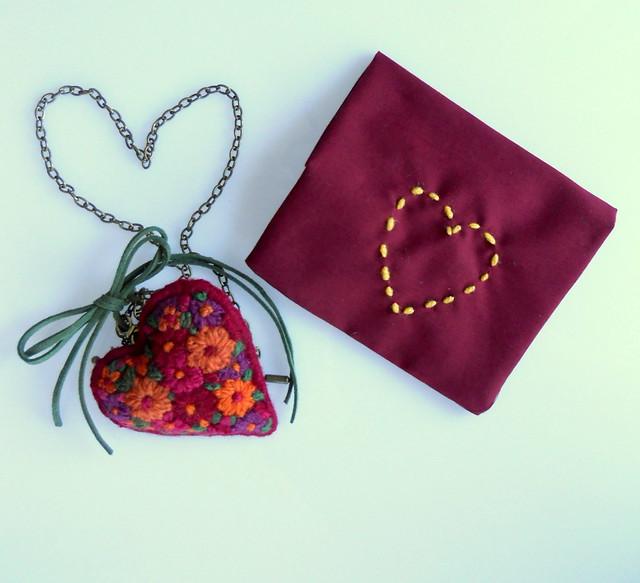 Packaging corazón para un corazón