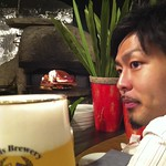 ベルギービール大好き!!グリセット・ブロンシュ Grisette Blanche @エンボカ京都 with FRKD