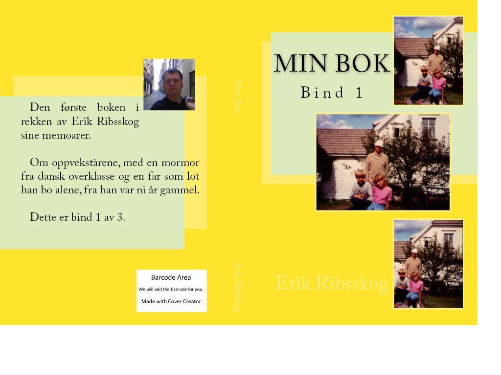 min bok bind 1 har jobbet med