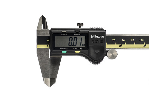 """Millimeter"" Monday: Mitutoyo Calipers"