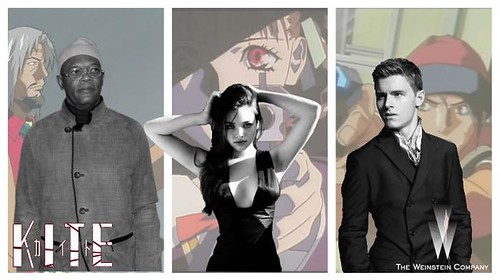 131219(3) - 9分鐘畫面公開、「山繆·傑克森×India Eisley」主演18禁動畫改編電影《KITE》預定2014年上映!