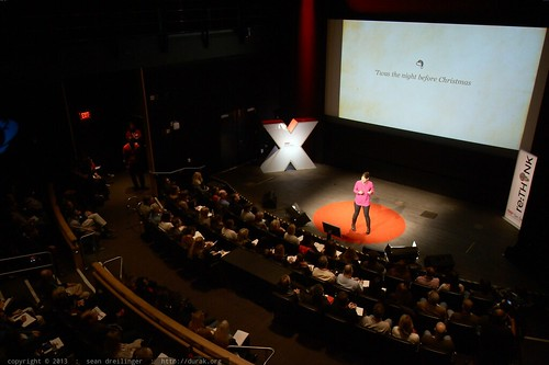 Janell Burley Hofmann: Parenting in the screen    ageTEDxSanDieg